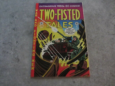 Two-Fisted Tales #10 Us Comic Gemstone