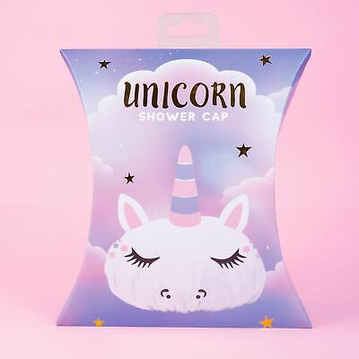 Unicorn Shower Novelty Shower Cap