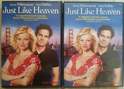 Just Like Heaven (DVD, 2006)  Combine Shipping and SAVE MONEY!!!   Ships FAST!!