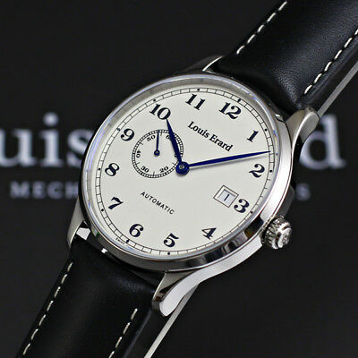 Louis Erard Limited Edition 1931 Vintage Small Seconds Watch 66226Aa01
