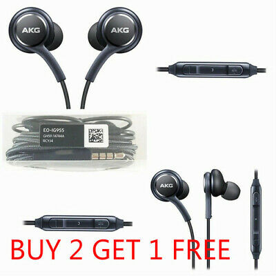 2018 Samsung S9 S8 S8+ Note 8 AKG Earphones Headphones Headset Ear Buds EO-IG955