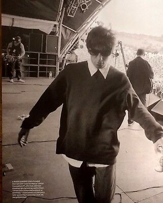 LIAM GALLAGHER / OASIS - Classic Magazine Photo Picture Cutting - RARE