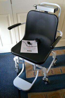 T-Mech Wheelchair Disability Medical Weighing Scales with Digital Display