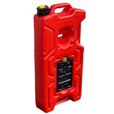 Flat Can Tank 8,5L (2.24 Gallon) Fuel Gasoline Petrol Diesel Beer Water ATV CAR
