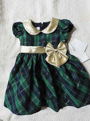 2T Toddler Brand New Dress With Tags Baby Little Girls