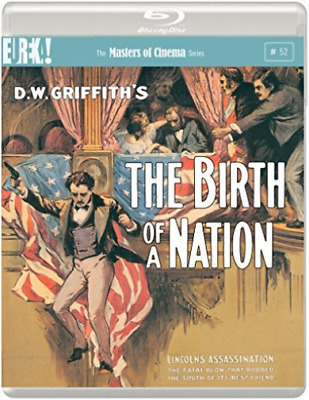 Henry B. Walthall, Eugene P...-Birth of a Nation (Importación USA) Blu-ray NUEVO