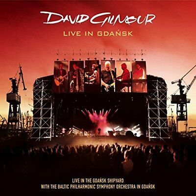 David Gilmour-Live in Gdansk (US IMPORT) CD NEW