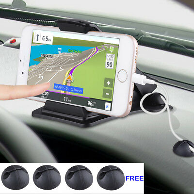 Universal Car Dashboard Mount Holder Cradle Dock Stand for iPhone 7 8 XR XS Max