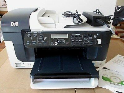 HP OFFICEJET J6480 All In One Printer PARTS ONLY Paper Jam