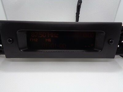 Peugeot 406 Multi-function Display Screen 96442302XT A00