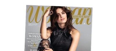 ★ WOMAN SPAIN Magazine December 2018 - Isabelli Fontana on cover
