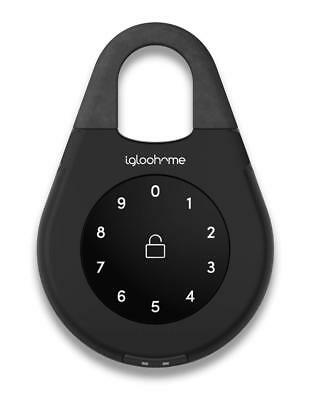 Igloohome Smart Keybox 2 - Storage Lockbox for Keys - Grant Access Remotely