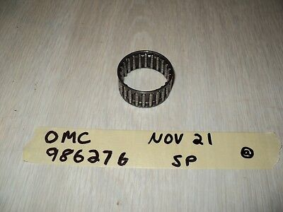 OMC King Cobra Clutch Cone Unit Lower & Upper Driven Gear Needle Cage Bearing