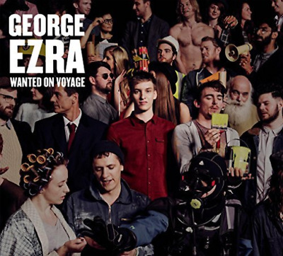 Ezra,george-Wanted On Voyage (Arg) (Us Import) Cd New