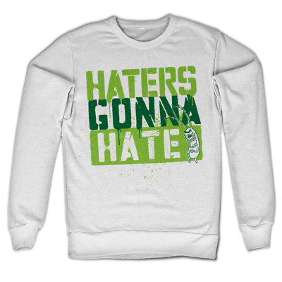 Official Licensed SpongeBob Squarepants - Haters Gonna Hate Sweatshirt S-XXL