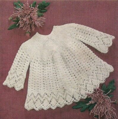 73efbe955f29 LEE TARGET BABY JUMPERS 3ply knitting pattern 18