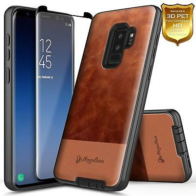 For Samsung Galaxy S9 Plus/S9/S8 Plus/S8 Case | Dual Layer