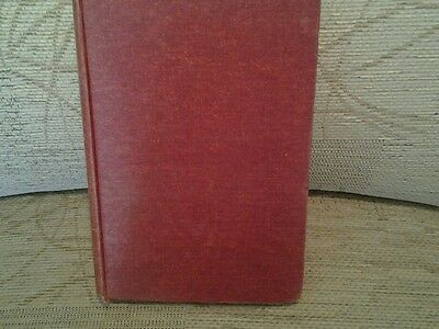 RARE Vintage HARDBACK Book- 1947 CASS TIMBERLANE by Sinclaire Lewis