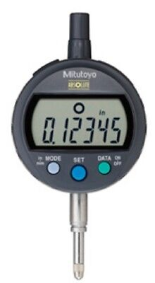 "Mitutoyo 543-276 ID-C1012CE ID-C 543 Series Digimatic Indicator, 3/8"" Stem Dia"