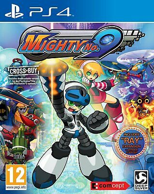 Mighty No 9 PS4 | PlayStation 4 - New Game