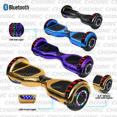 Electric Hoverboard Smart Self Balancing Scooter HOVER BOARD UL2272 Certified