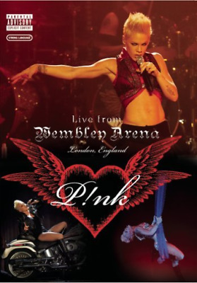 Pink-Live From Wembley Arena London Englan Dvd Neuf