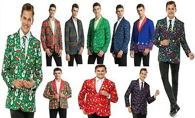 Men Adult Christmas Xmas Blazer Unisex Funny Costumes Bachelor Party suit Jacket
