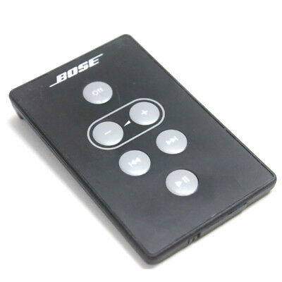 US-Bose SoundDock I Remote Control for SoundDock Series 1 277379-001 Black