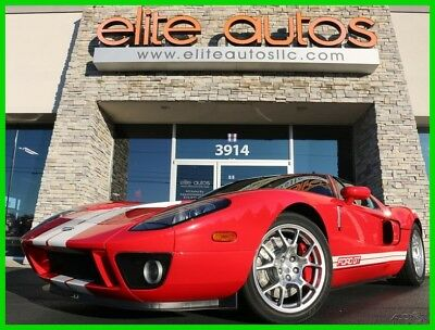 2005 Ford Ford GT 40 gt40 2005 Ford GT only 8k miles ALL 4 options BEST PRICE ON THE MARKET