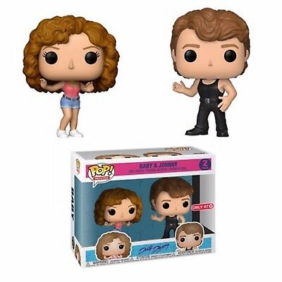 Funko Pop! Baby & Johnny 2 Pack *Target Exclusive* DIrty Dancing Preorder