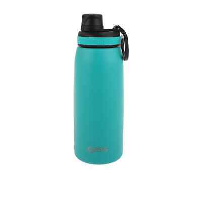 NEW Oasis Double Wall Insulated Sports Bottle 780ml Turquoise (RRP $25)