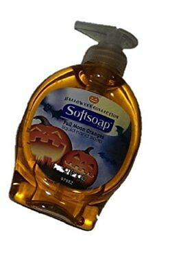 Softsoap Halloween Collection Of Liquid Hand Soap (Full Moon Oranges, Pack Of 1)