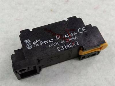 10Pcs Relay Socket Omron Ptf08A-E New