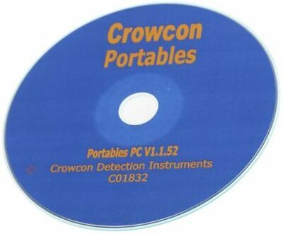Crowcon Gas Detection Software for CO2 Monitor