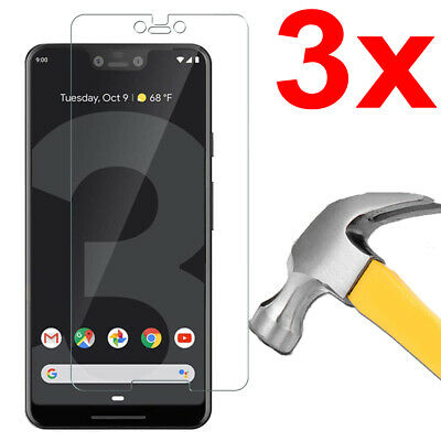 Tempered Glass Screen Protector For Google Pixel 3 Xl