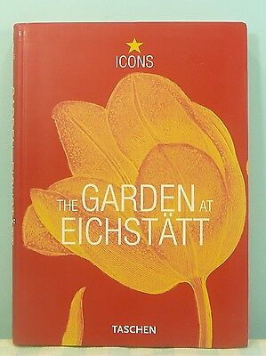 Taschen Icons The Garden at Eichstätt flowers plants pictures