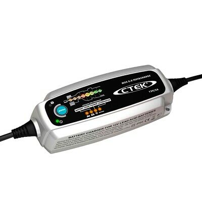 CTEK MXS 5.0 12v 8 Stage Smart Battery Charger & Maintainer 5 Year Warranty