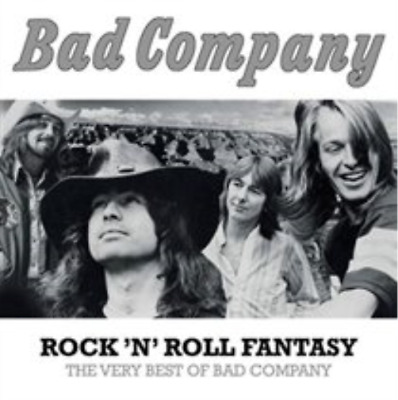 Bad Company-Rock 'N' Roll Fantasy (US IMPORT) CD NEW
