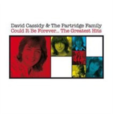 David Cassidy-Could It Be Forever... The Greatest Hits (US IMPORT) CD NEW