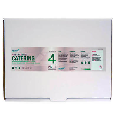 PVA Cleaning Sachets Catering Mixed Pack C3