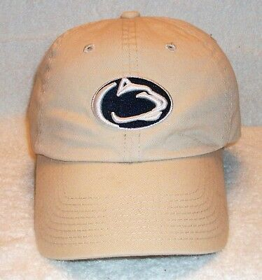 c876178463ab2 Top Of The World Penn State Nittany Lions White One Size Adjustable Mens Hat
