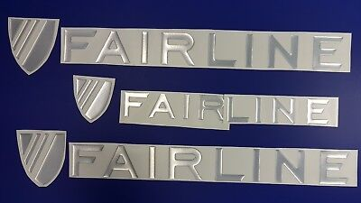 "Fairline Boats Emblem 23"" + FREE FAST delivery DHL express- Stickers Set - Decal"