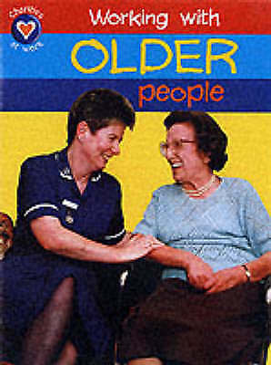Helping Older People (Charities at Work), Church, D, Hardcover, Very Good Book