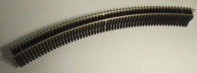 HORNBY 00 R609 3rd radius Curve. 8 x pieces. New. Unboxed