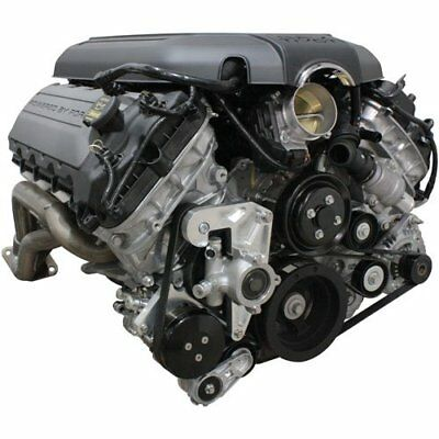 VPA 174020 Front Runner Engine Accessory Drive System Ford Coyote 5.0L Black & M