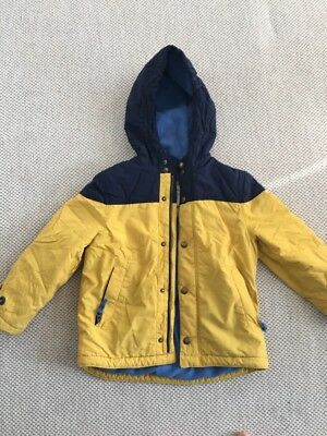 Boden Fleece Lined Anorak Size 5 To 6 Years
