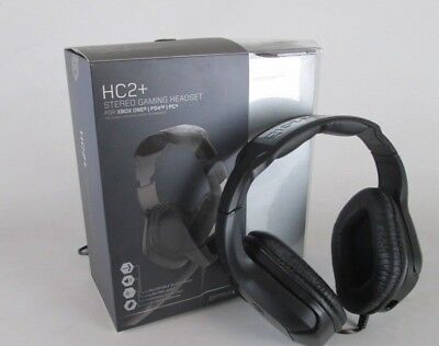 Gioteck Mic Stereo Gaming Headset Headphone for MAC Laptop PS4 Xbox One F/F