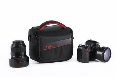 Waterproof Shoulder Camera Bag Case For Canon EOS M50 M100 M5 M6
