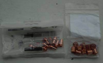 Genuine Trafimet Cb70 Plasma Torch Tips And Electrodes Pr0063 And Pd0088-10