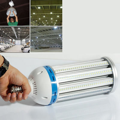 100W 120W 140W LED Corn Light E40 Mais Lampe Ersatz Halogen HQL HID HPS CFL 360°